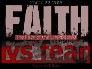 6 Fear of the Unexpected
