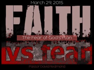 7- Fear of God's Plan