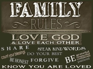 The Family Rules Main
