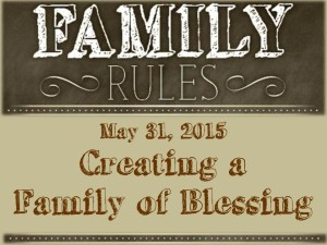 8 Creating a Family of Blessing