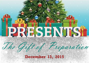 12-13-15 The Gift of Preparation