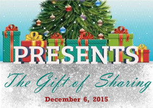 12-6-15 The Gift of Sharing