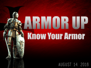 08-14-16 Know Your Armor